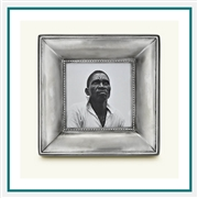 MATCH Pewter Como Square Frame, Medium A558.0, MATCH Pewter Custom Picture Frames, Promo Frames