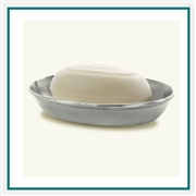 MATCH Pewter Oval Soap Dish A564.0, MATCH Pewter Custom Trays, Promo Trays