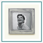 MATCH Pewter Lugano Square Frame, Sm. A863.0, MATCH Pewter Custom Picture Frames, Promo Frames