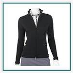 Fairway & Greene D32178, Fairway & Greene Ladies' Colby Jacket with Custom Embroidery, Fairway & Greene Corporate Apparel, Luxury Golf Jacket with Logo