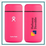 Hydro Flask 18 Oz Food Flask Company Logo