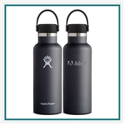 Hydro Flask 18 Oz Standard Mouth Custom Engraving