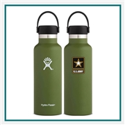 Hydro Flask 18 Oz Standard Mouth Corporate Logo