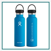 Hydro Flask 21 Oz Standard Mouth Flex Cap Custom