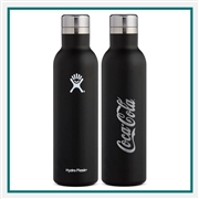 Hydro Flask 25 Oz Wine Bottle Custom Engraving