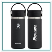 Hydro Flask 16 oz Coffee Tumbler Custom Engraving
