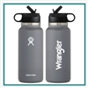 Hydro Flask 32 Wide Mouth w/ Straw Lid Custom