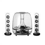 Harman Kardon Soundsticks III with Custom Logo