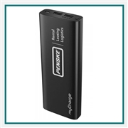 MyCharge Razormega Portable Charger - 20,000MAH Custom Engraved