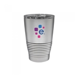 PATRIOT 10oz Curve Ball Tumbler Custom 4CP Print