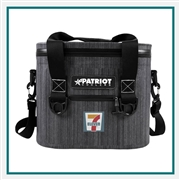 PATRIOT Softpak Cooler 10 with Custom Logo, Patriot Co-Branded Coolers