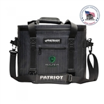 PATRIOT Softpak Cooler 30 Branded Logo