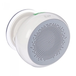 iLuv Aud Shower Water Resistant Bluetooth Speaker With Hands-Free Talking, iLuv Water Resistant Speakers, iLuv Custom Logo