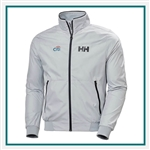 Helly Hansen Crew Windbreaker Jacket Custom Logo