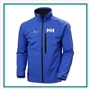 Helly Hansen Hp Racing Jacket Custom Embroidery