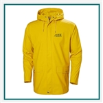 Helly Hansen Moss Rain Coat Custom Logo