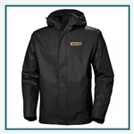 Helly Hansen Moss Jacket Custom Embroidery