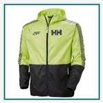Helly Hansen Active Wind Jacket Custom Logo