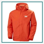 Helly Hansen Seven J Jacket Custom Logo
