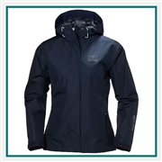 Helly Hansen Seven Jacket Custom Embroidery
