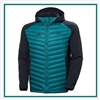 Helly Hansen Verglas Down Light Jacket Custom Embroidery