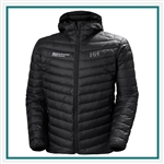 Helly Hansen Verglas Hooded Down Insulator Custom