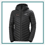 Helly Hansen Verglas Hooded Down Insulator Custom Embroidery