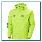 Helly Hansen Ervik Jacket Custom Embroidery