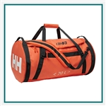 Helly Hansen HH Duffel Bag 70L 68004 Custom Silkscreened