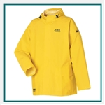 Helly Hansen Mandal Rain Jacket Custom Logo
