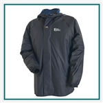 Helly Hansen Impertech Sanitation Jacket Custom Embroidery