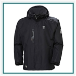 Helly Hansen Manchester Shell Jacket Custom Embroidery