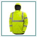 Helly Hansen Alta Shelter Hi-Vis Jacket Custom Logo