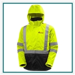 Helly Hansen Alta Hi-Vis Class 3 Shell Jacket Custom