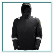 Helly Hansen Manchester Winter Jacket Custom Logo
