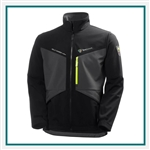 Helly Hansen Aker Softshell Jacket Custom Logo