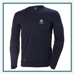 Helly Hansen Workwear Lifa Max Crewneck Custom