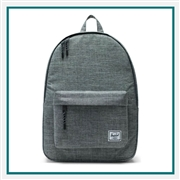 Herschel Custom Classic Backpack 10500 Custom Logo