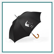 ShedRain Traditional Auto Open Stick Umbrella Custom Logo