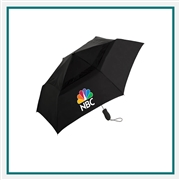ShedRain Windjammer Vented Auto Open Compact Umbrella Co-Branded