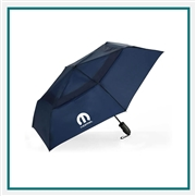 ShedRain Windjammer Vented Auto Open Close Compact Umbrella Custom Printed