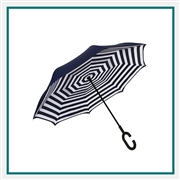 ShedRain UnbelievaBrella Fashion Print Reverse Umbrella Custom Logo