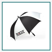 ShedRain Auto Open Golf Umbrella Custom Printed