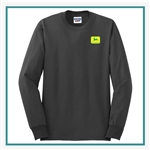 JERZEES Heavyweight Blend 50/50 Long Sleeve T-Shirt 29LS with Silkscreen Logo, Custom Logo jerzees T-Shirts, JERZEES 29LS T-Shirt Best Price