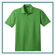 Port Authority Men's Performance Stain-Resistant Polo with Custom Embroidery, Port Authority Custom Polos, Port Authority Custom Logo Apparel