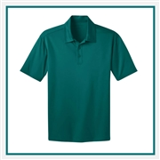 Port Authority Men's Silk Touch Performance Polo K540 with Custom Embroidery, Custom Logo Port Authority Polos, Embroidered Port Authority Polos
