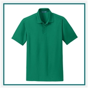 Port Authority Men's Dry Zone Grid Polo with Custom Embroidered