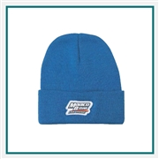 AHEAD Knit Toque With Cuff with Custom Embroidery, AHEAD Custom Fleece Beanies, AHEAD Custom Logo Gear