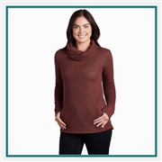 KUHL W Athena Pullover Business Logo