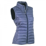 Zero Restriction Ladies' Lilly Down Vest L1012L with Custom Embroidery, Zero Restriction Custom Vests, Zero Restriction Custom Logo Gear